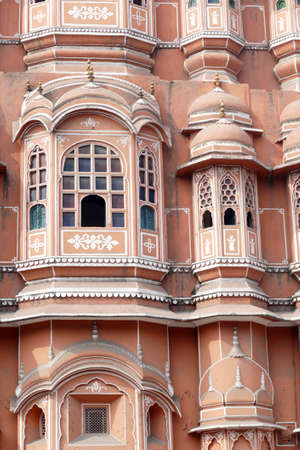 Hawa Mahal Palace of the Wind, Jaipur, Rajasthan, India