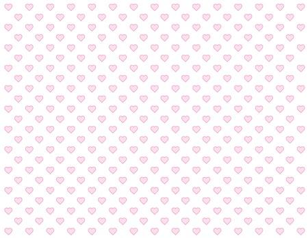 spachteln: Nahtloser Hintergrund, kleinen rosa Herz-Entwurfsmuster f�r Valentinstag, Jahrestage, Geburtstage, Feiertage, Sammelalben. EPS-Datei enth�lt Muster-Farbfeld, das jede Form nahtlos f�llen wird.