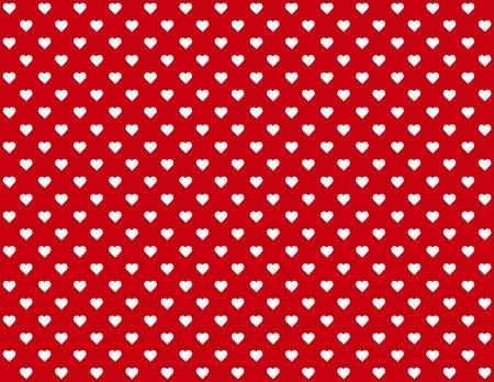 Antecedentes sin fisuras, patrón pequeño diseño del corazón de San Valentín, aniversarios, cumpleaños, vacaciones, libros de recuerdos. Archivo EPS incluye muestra de motivo a la perfección que llenará cualquier forma. Ilustración de vector