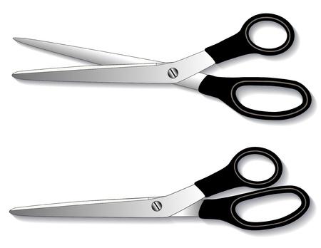 Nożyce krawieckie: długi rurkowe nożyce do szycia, krawiectwa, dom dekorowanie, pikowania, sztuki tekstylne, rzemiosło, Zrób to sam projekty.