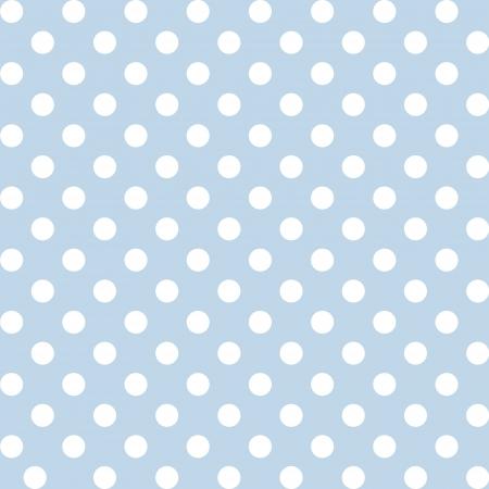 remplir: Seamless, grands pois blancs, fond bleu pastel. comprend nuance de motif qui de fa�on transparente remplir n'importe quelle forme. Pour les arts, l'artisanat, tissus, d�coration, albums, scrapbooks.