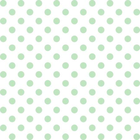 spachteln: Nahtlose Muster, Pastell-gr�ne Tupfen, wei�en Hintergrund. enth�lt Muster-Farbfeld, das sich nahtlos f�llen wird eine beliebige Form. F�r Kunst, Kunsthandwerk, Stoffe, Dekorieren, Alben, Sammelalben. Illustration