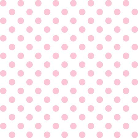 Patrón sin fisuras, pasteles lunares de color rosa, fondo blanco. incluye muestra de motivo a la perfección que llenará cualquier forma. Para las artes, artesanías, tejidos, decoración, álbumes, libros de recuerdos.