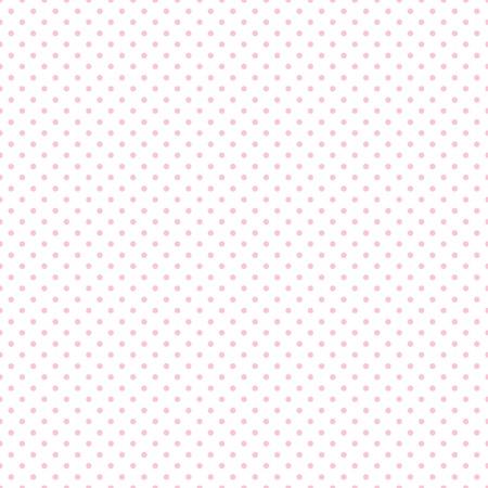 polkadot: Seamless Pattern Illustration