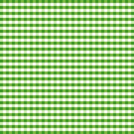 manteles: Seamless, verde y blanco gingham comprobar el fondo