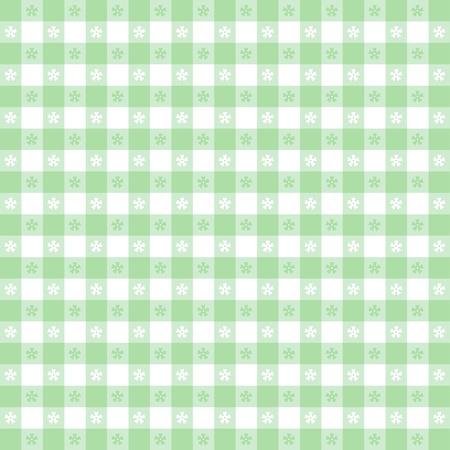 Seamless tovaglia, verde pastello gingham controllare EPS8 file include campione di pattern che senza soluzione di continuità riempire qualsiasi forma per pic-nic, ristoranti, bar, bistrot, decorazione della casa, arte, artigianato, album, album Archivio Fotografico - 13043254