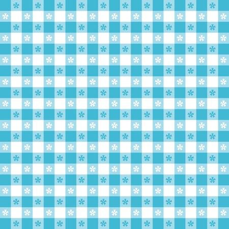 원활한 식탁보 패턴