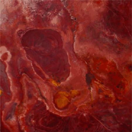 Mármol rojo Foto de archivo - 13177342