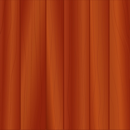 Wood paneling background pattern, cherry, mahogany, cedar Stock Vector - 13699688