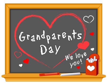 Dzień Babci i Dziadka Zdjęcie Seryjne - 14455375