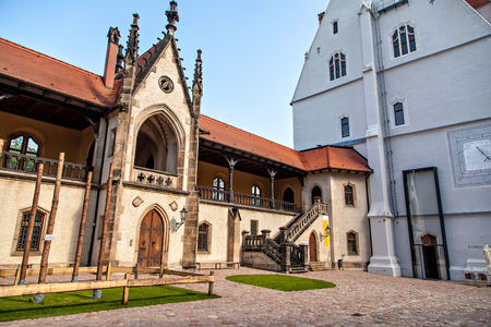 regarded: Meissen Albrechtsburg Castle is regarded to be Germanys oldest castle