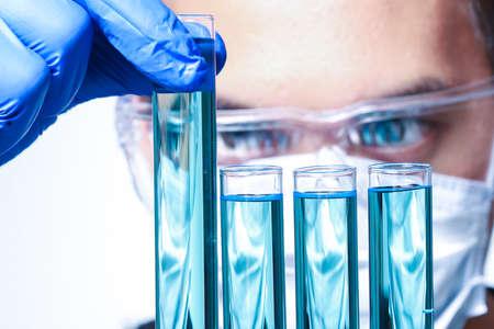 sustancias toxicas: Laboratorio