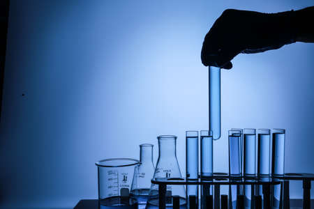 Laboratorium Stockfoto