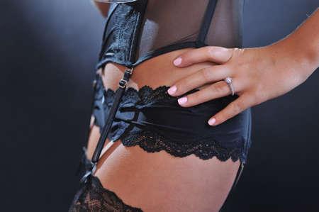 Lingerie Stock Photo