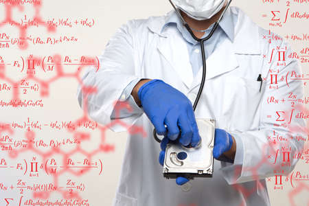 data recovery: Hard Drive Doctor
