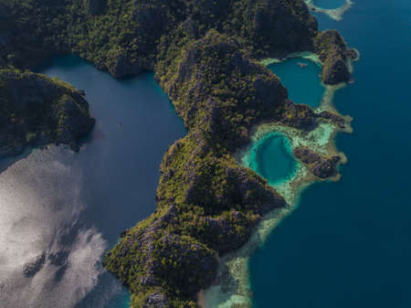 Beautiful islands of the Philippines
