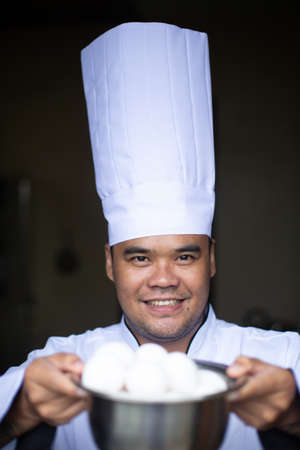 southeast asian chef