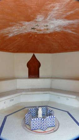 Old bath house Фото со стока