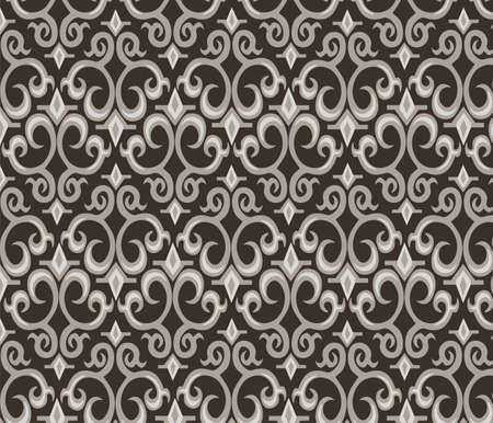 gothic style: Gothic style ornament pattern background.