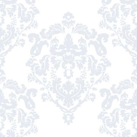 Dekor Tapeten Style   Vector Damast Klassische Konigliche Elegante Muster Ornament Design