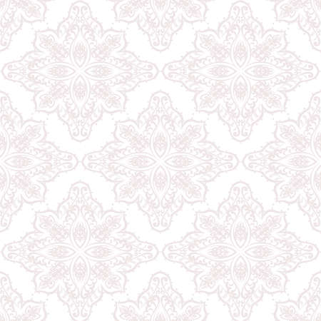 fabric textures: Vector Ornament lace pattern. Vintage element for design in Victorian style. Ornate floral decor for wallpaper, fabric, textures, invitation, cards. Rose quartz color