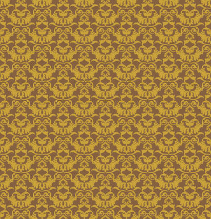 fabric textures: Vintage Abstract geometric floral classic pattern ornament. Vector background for cards, web, fabric, textures, wallpapers, tile, mosaic. beige color