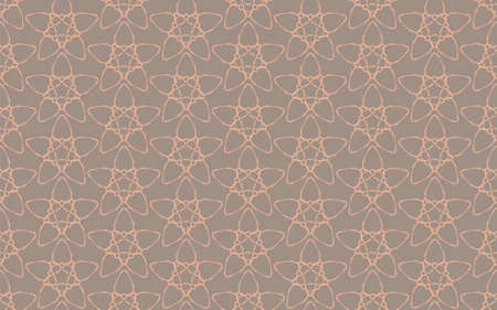 fabric textures: Vintage Abstract geometric star pattern ornament. Vector background for cards, web, fabric, textures, wallpapers, tile, mosaic. Black color