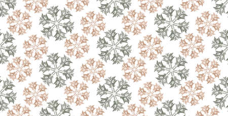 fabric textures: Vintage Round Damask floral classic pattern ornament. Vector background for cards, web, fabric, textures, wallpapers, tile, mosaic. Gray and rose quartz color Illustration