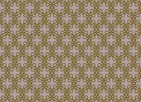 fabric textures: Vector abstract geometric pattern ornament background for cards, web, fabric, textures, wallpapers, tile, mosaic. beige color