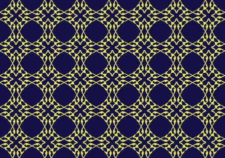 Vintage Pattern Abstract ornament. Vector ornament for texture, fabric, textile, backgrounds