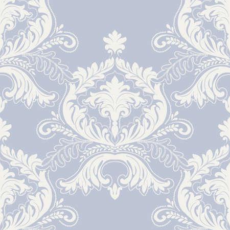crochet: Delicate Damask ornament with crochet elements. Retro Floral Oriental style. Luxury Lace elegant Decorative texture