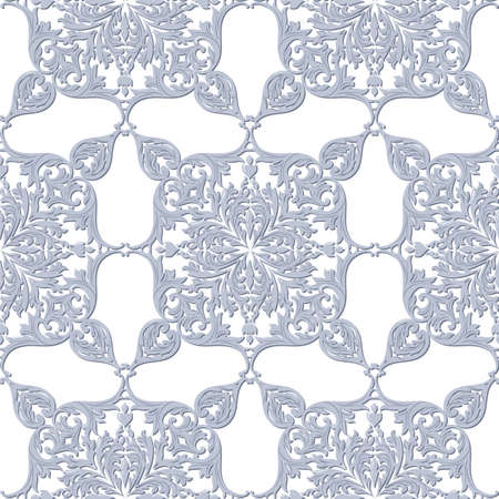 pattern antique: Vintage baroque ornament. Retro pattern antique style. Luxury old fashioned damask. Royal Victorian texture for wallpapers, textile, wrapping. Exquisite floral decor