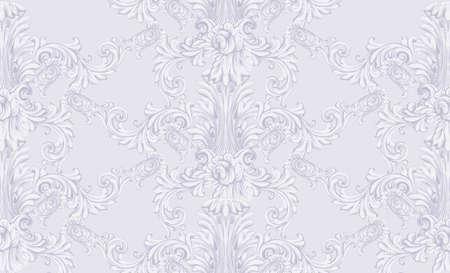 Royal victorian pattern ornament.