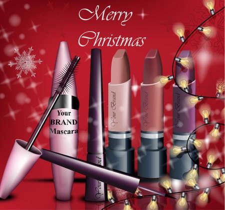 Cosmetics set Christmas sales