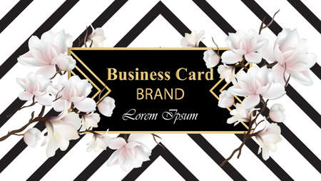 Business Luxury Card Vector.