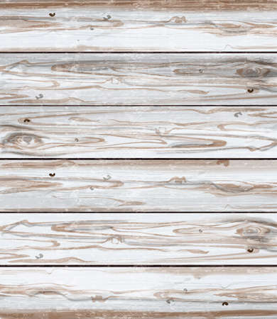 Wood texture Vector watercolor. Rustic vintage template material 일러스트