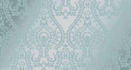 Arabic ornament pattern Stock Illustratie