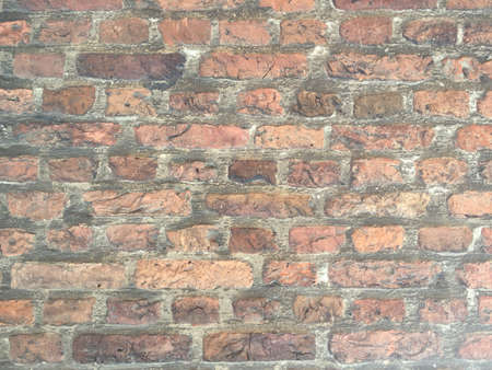 Brick wall, paper, background