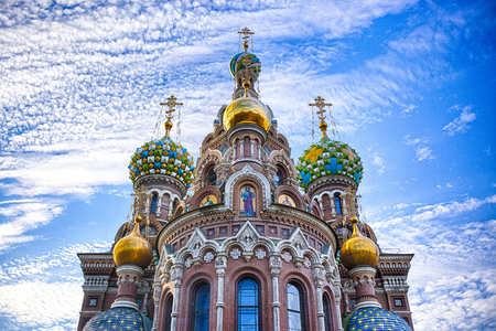 jesus blood: Cathedral of Jesus Christ on Blood, St. Petersburg, Russia