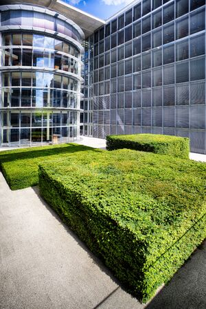 chancellerie: B�timent Chancellerie allemande pr�s du Reichstag � Berlin �ditoriale