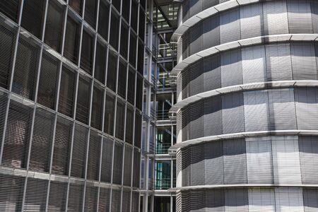chancellerie: B�timent Chancellerie allemande pr�s du Reichstag � Berlin Banque d'images