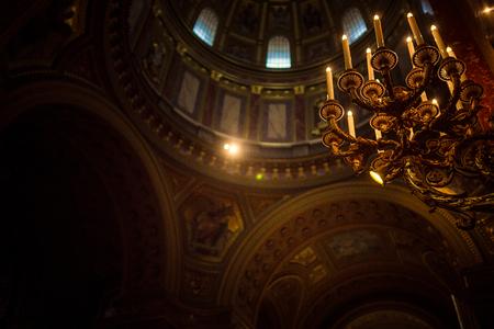 saint stephen cathedral: Interior of St. Stephen