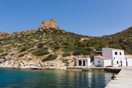 Old Castle of the Cabrera Archipelago Maritime-Terrestrial National Park, Spain