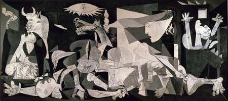 ruiz: Guernica of Pablo Picasso Editorial