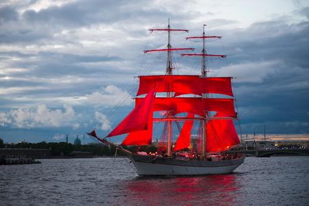 Scarlet Sails, Saint Petersburg