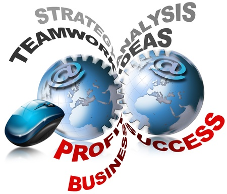 increase visibility: World business gears