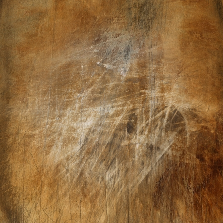 Brown grunge wall texture with space for text or image Stock Photo - 15497709