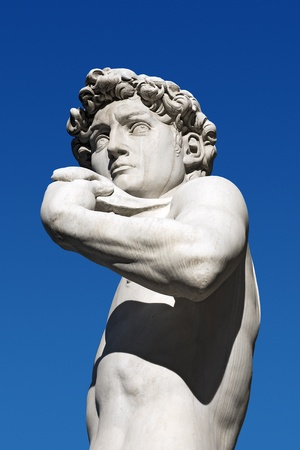 Replica of Michelangelo Stock Photo - 17208006