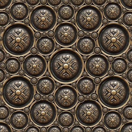 Textuur van lade van een mooi gebeeldhouwde bloemwerk