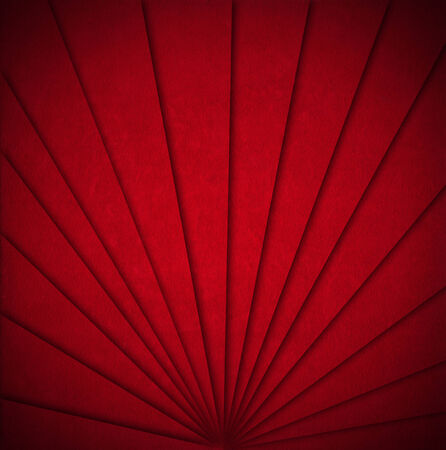 Aged red velvet texture background with geometric forms and shadows Stock Photo - 24039921